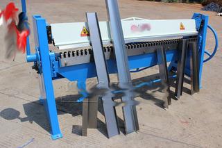 Dobladora Tool Lamina Tol 1,5mm Maquinas Nargesa Importadas