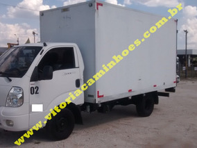 Kia Bongo 2.5 Std 4x2 Rs Turbo C/ Bau 2p