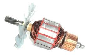Induzido 220v + Rolamento Serra Circular Bosch 1573 Gks7 1/4