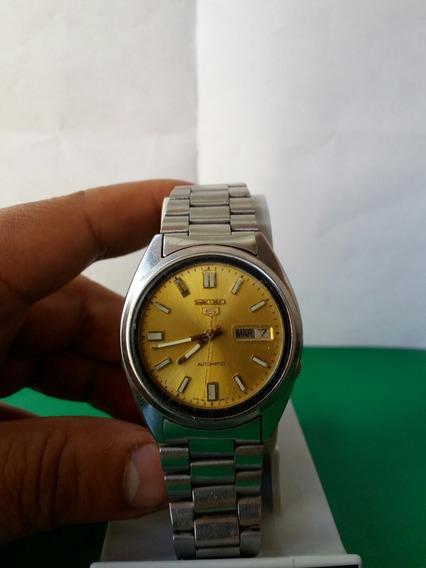 Vendo Reloj Original Marca Seiko Detalle