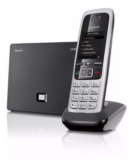 Teléfono Inalámbrico Gigaset C430 Ip Digital Analog Mexx 1