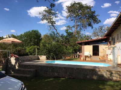 Fazenda Em Zona Rural, Goianira/go De 900m² 8 Quartos À Venda Por R$ 2.100.000,00 - Fa239033