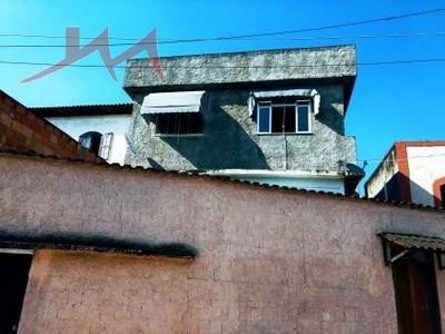 Casa Para Venda, 2 Dormitórios, Pacheco - São Gonçalo - 425