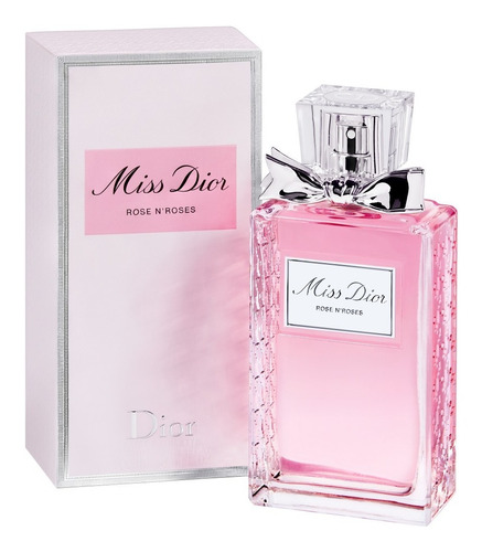 Perfume Mujer Dior Miss Dior Rose N' Roses Edt 100ml