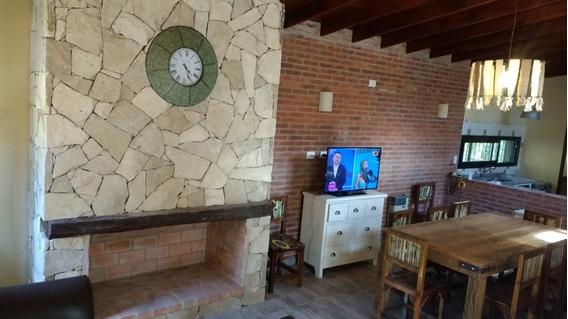 Casa Valeria Del Mar 4 Dorm 3bañ_ Apta 12 Pers