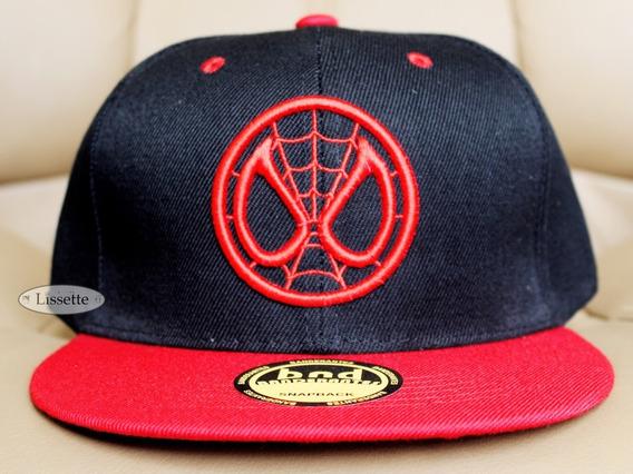 2045 Moda Gorra Spiderman Marvel Avengers Endgame