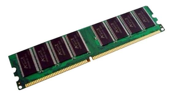 Memoria Ddr 1gb 400mhz Con Gtia Envios Super Compatibles