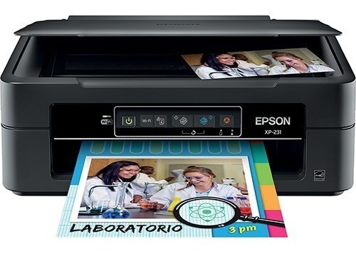 Multifuncional Epson Xp-231 Jato De Tinta - Colorida Usb 2.0