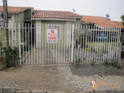 Casa Térrea Com 3 Quartos - 906-v