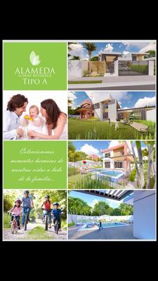 Casa En Lo Mejor De Alameda En Proyecto