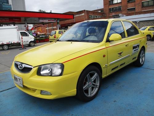 Taxi Hyundai Accent Verna Gls 1500cc Mt Aa