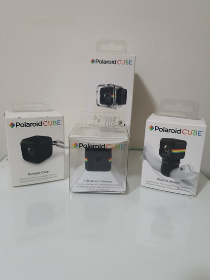 Kit Polaroid Cube