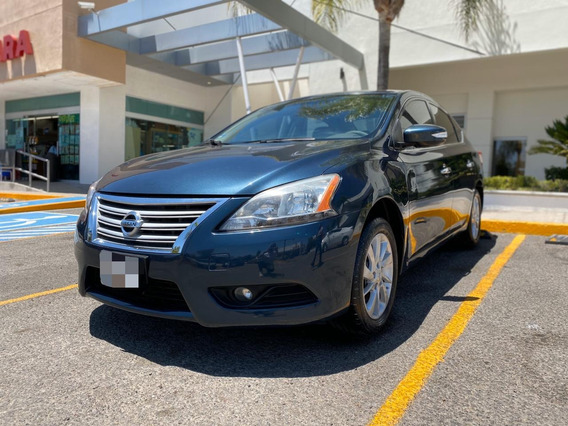 Nissan Sentra 1.8 Advance L4 Cvt 2013