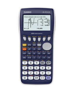 Calculadora Gráficadora Casio Fx-9750gii