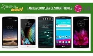 Modulo Display LG K10, K8, K4, K11, X Power Y Otros