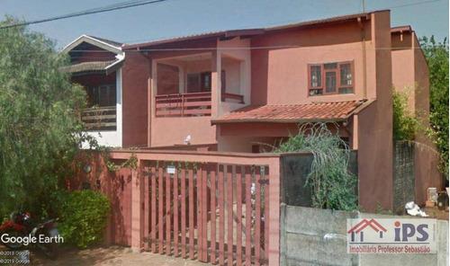 Imagem 1 de 30 de Sobrado À Venda, 229 M² Por R$ 750.000,00 - Jardim Do Sol - Campinas/sp - So0477
