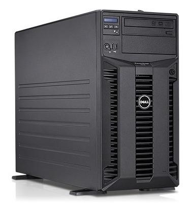 Servidor Dell Poweredge T410 4 Cores 4 X 300gb Sas 24gb Ram