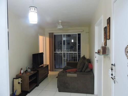 Apartamento Com 3 Quartos, 57 M² Por R$ 170.000 - Galo Branco - São Gonçalo/rj - Ap46863