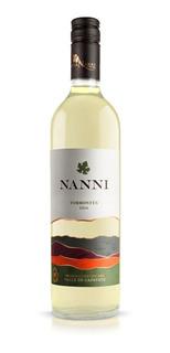 Vino Organico Nanni Torrontes - Caja X 6 Bot - Tienda Ofic