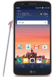 Lg Stylus 3 5,7pulg 3gb 16gb Android 7.0 13mp 8mp Huella
