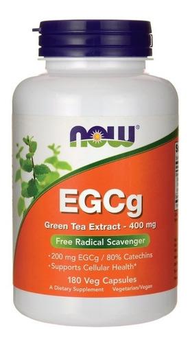 Egcg Green Tea Extract Marca Now Importado De Usa