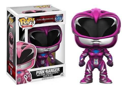 Funko Pop Power Rangers Movie Pink Ranger