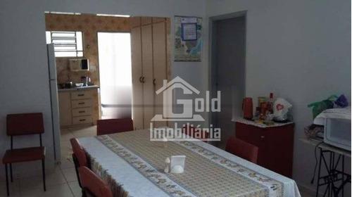 Casa Com 3 Dormitórios Para Alugar, 220 M² Por R$ 2.200,00/mês - Parque Dos Bandeirantes - Ribeirão Preto/sp - Ca1224