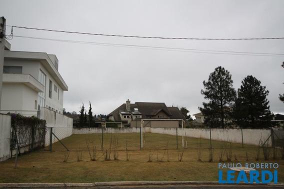 Terreno Em Condomínio - Residencial Morada Dos Lagos - Sp - 552018