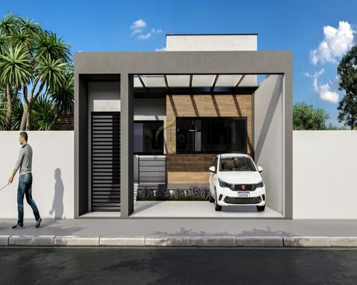 Casa À Venda Em Bragança Paulista, Com 3 Dormitórios, 1 Suíte, Sala, Garagem Para 2 Veículo - Ca00213 - 69436695