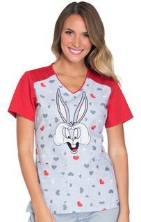 Chaqueta Cherokee Tooniforms Bugs Bunny - Ambos Importados