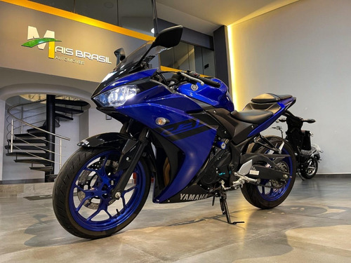 Imagem 1 de 9 de Yamaha R3 Impecável - Kawasaki Ninja 300 - Marcial