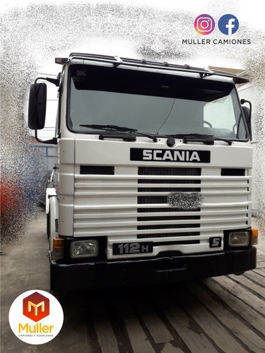 Scania 112 H Frontal Modelo 1984 Impecable