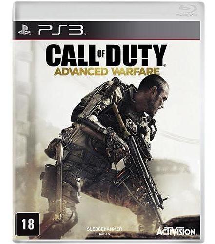 Call Of Duty Advanced Warfare - Ps3