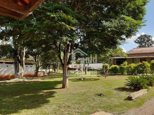 Chácara Com 3.000m² Com Casa De 3 Dormitórios, Infraestrutura De Lazer Completa Em Araçoiaba Da Serra-sp Por R$ 800.000,00 - Ch0046