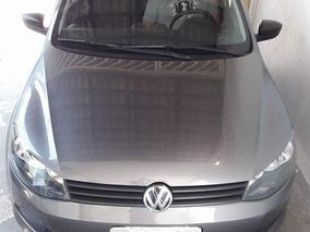 Volkswagen Voyage 1.6 Msi Highline Total Flex 4p 2014