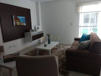 Condominio Fechado Em Condomínio No Bairro Vila Domitila, 3 Dorm, 1 Suíte, 4 Vagas, 130 M - 3037