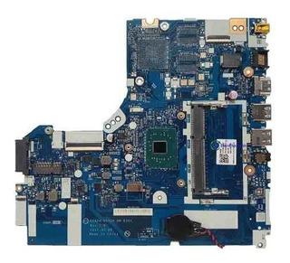 Motherboard Lenovo 320 Dg424/dg524 Nm-b301 Celeron N3350