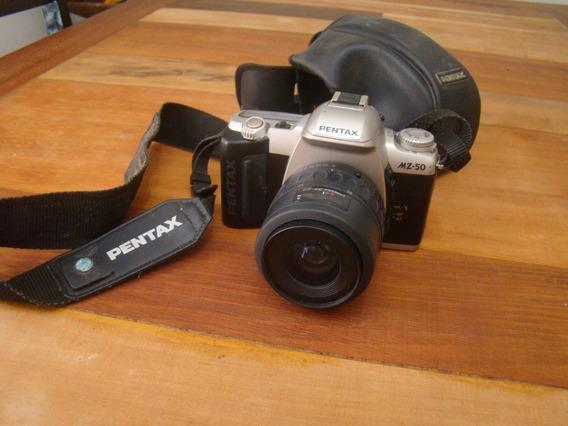 Câmera Fotográfica Pentax Mz50 Para Consertar