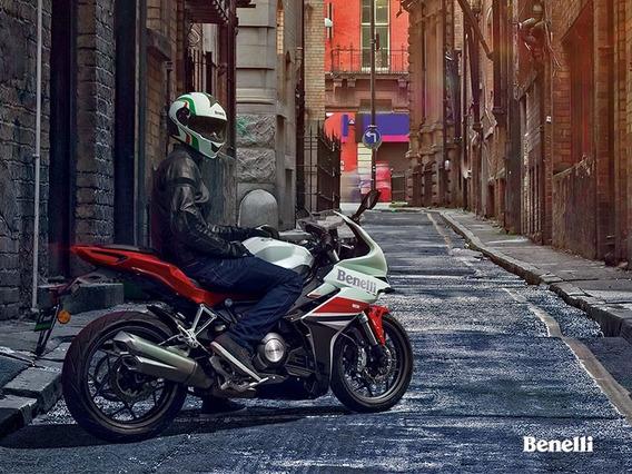 Benelli 302 R Riccia Motos Ahora 12 18