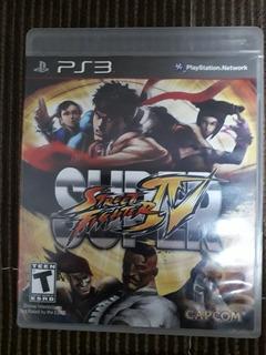 Street Fighter 4 De Ps3