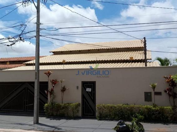 Casa Com 4 Quartos À Venda, 330 M² Por R$ 690.000 - Jardim América - Goiânia/go - Ca0176