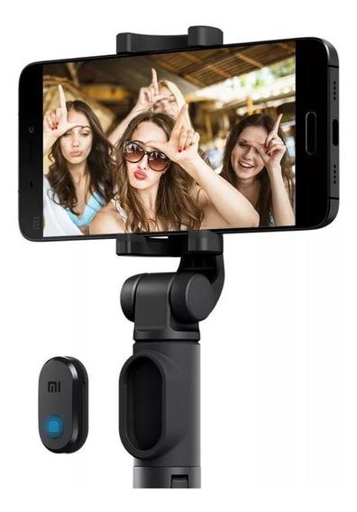 Bastão Tripe Selfie Retratil Xiaomi 63cm De Extensão Maxima