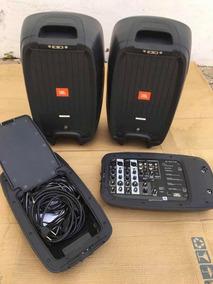 Kit Jbl Mesa E Caixa Modelo Eon 210p Mais Top Do Site