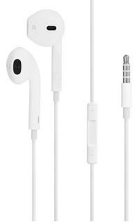 Audífonos Manos Libres iPhone Earpods 3.5 Mm Original