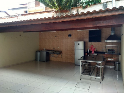 Sobrado Em Jardim Santa Clara, Guarulhos/sp De 128m² 3 Quartos À Venda Por R$ 580.000,00 - So242897