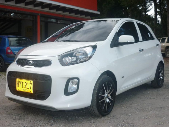 Kia Picanto Ex Summa Full