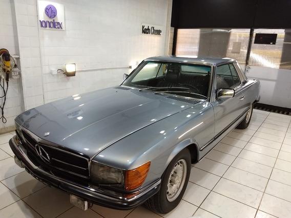 Joya Coleccionable Del ´81. Mercedes Benz 280 Slc