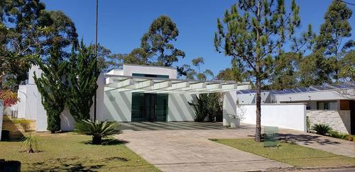 Casa Com 4 Quartos Alphaville - Nova Lima - Mg - 546