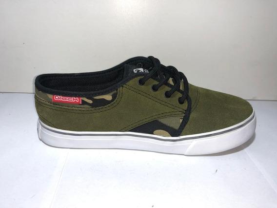 Zapatillas De Skate Glock Bari Ic Unisex Oferta!