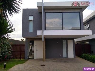 Casa Residencial, Em Condomínio Fechado, 3 Suítes - Ca01161